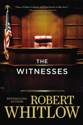 The Witnesses - eBook  -     By: Robert Whitlow