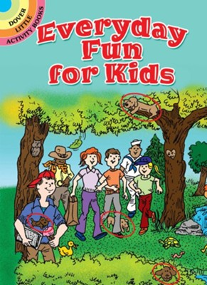 Everyday Fun for Kids  -     By: Tony Tallarico