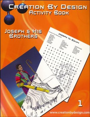Activity Book - Joseph & His Brothers  -