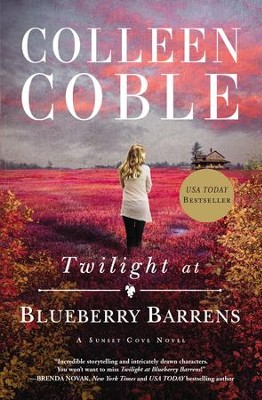 Twilight at Blueberry Barrens - eBook  -     By: Colleen Coble