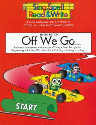 Off We Go Book: Level  1   -
