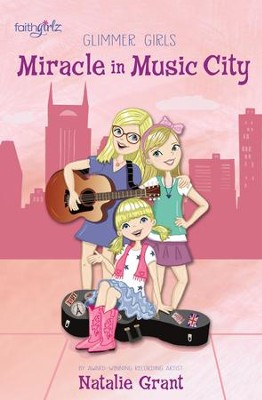 The Miracle in Music City - eBook  -     By: Natalie Grant