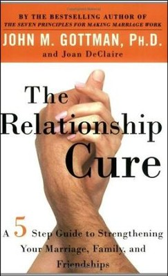 The Relationship Cure: A 5 Step Guide to Strengthening Your Marriage, Family, and Friendships  -     By: John M. Gottman