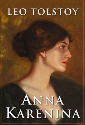 Anna Karenina - eBook  -     By: Leo Tolstoy
