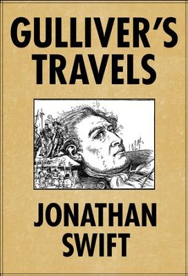 Gulliver's Travels: Illustrated - eBook  -     By: Jonathan Swift