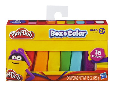 Play Doh Grab N Go Box O' Color  -