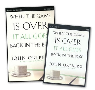 When the Game Is Over, It All Goes Back in the Box, Kit  -     By: John Ortberg, Stephen Sorenson