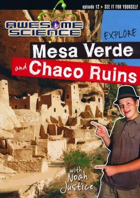 Explore Mesa Verde and Chaco Ruins DVD with Noah Justice, Episode 12   -     By: Kyle Justice
