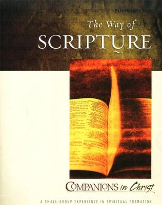 The Way of Scripture Participant's Book  -     By: Robert Mulholland