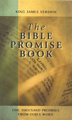 The Bible Promise Book, KJV   -