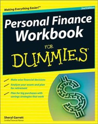 Personal Finance Workbook For Dummies  -     By: Sheryl Garrett