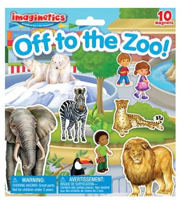 Imaginetics Off to the Zoo  -