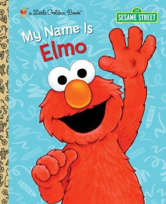 My Name Is Elmo (Sesame Street)  -     By: Constance Allen     Illustrated By: Maggie Swanson