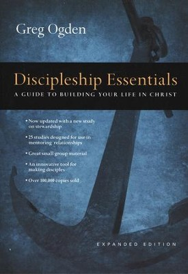 Discipleship Essentials: A Guide to Building Your Life in Christ, Expanded Edition - Slightly Imperfect  -