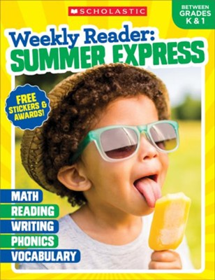 Weekly Reader: Summer Express K & 1  -
