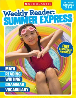 Weekly Reader: Summer Express 3 & 4  -