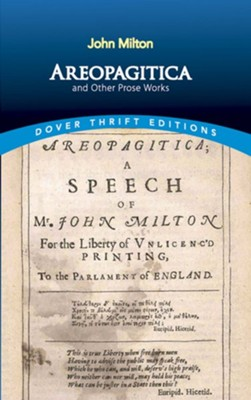 Areopagitica and Other Prose Works  -     By: John Milton