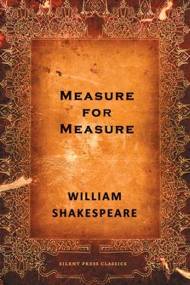 Measure for Measure: A Comedy - eBook  -     By: William Shakespeare