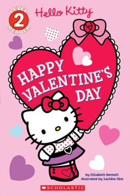 Happy Valentine's Day (Hello Kitty)  -     By: Elizabeth Bennett     Illustrated By: Sachiho Hino