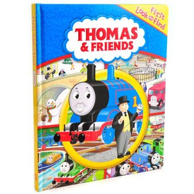 Thomas & Friends: First Look And Find  -