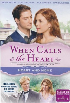 When Calls the Heart: Heart and Home, DVD   -