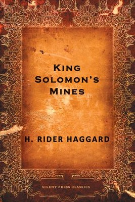 King Solomon's Mines - eBook  -     By: H. Rider Haggard