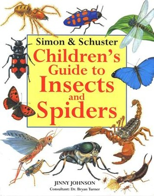 Simon & Schuster Children's Guide to Insects and Spiders   -     By: Jinny Johnson