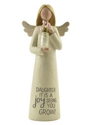 Daughter It Is A Joy Seeing You Grow, Angel                    -     By: Barbara Lloyd