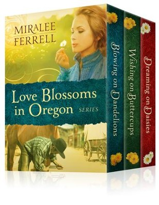 The Love Blossoms in Oregon Series - eBook  -     By: Miralee Ferrell