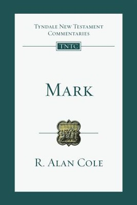 Mark - eBook  -     By: R. Alan Cole