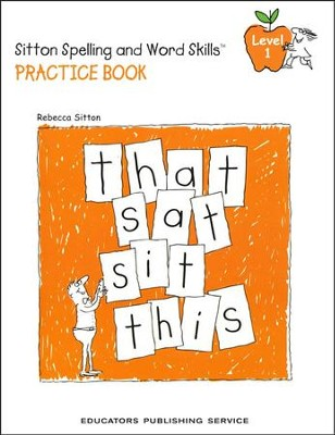 Sitton Grade 1 Practice Book 5-Pack  -