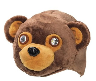 Bear Wearable Headlights  -