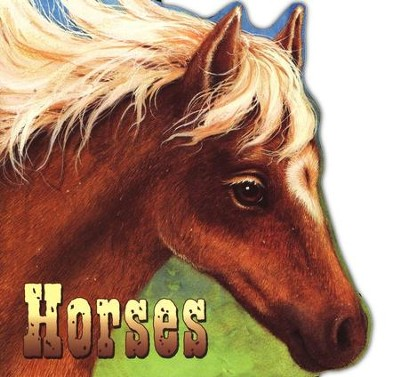 Horses   -     By: Monica Kulling     Illustrated By: Betina Ogden