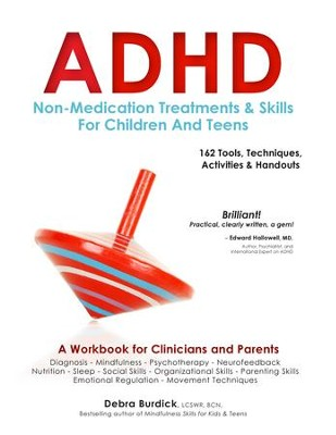ADHD                                                          -     By: Debra Burdick