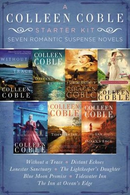 A Colleen Coble Starter Kit: Seven Romantic Suspense Novels / Digital original - eBook  -     By: Colleen Coble