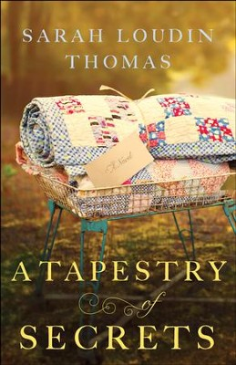 A Tapestry of Secrets (Appalachian Blessings Book #3) - eBook  -     By: Sarah Loudin Thomas