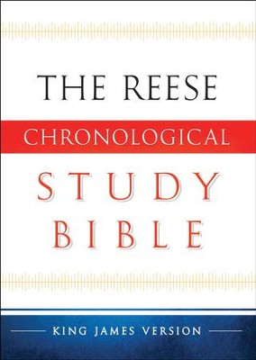 KJV Reese Chronological Study Bible - eBook  -     By: Edward Reese