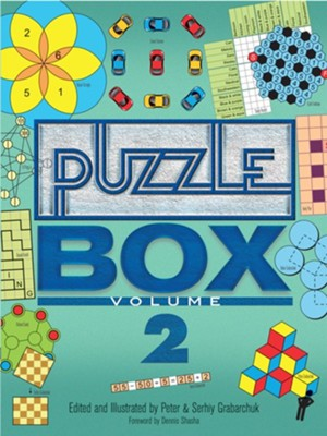 Puzzle Box Volume 2  -     Edited By: Peter Grabarchuk, Serhiy Grabarchuk     By: Various Authors