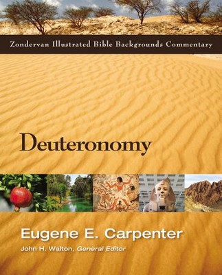 Deuteronomy - eBook  -     By: John H. Walton, David W. Baker, Daniel I. Block