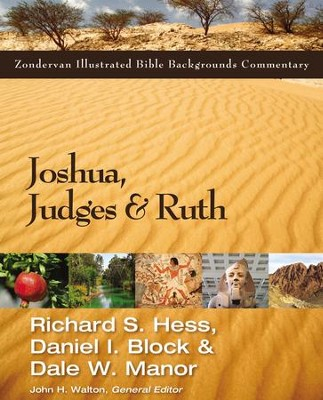 Joshua, Judges & Ruth - eBook   -     By: John H. Walton, David W. Baker, Daniel I. Block