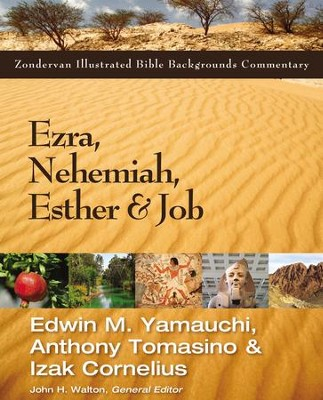 Ezra, Nehemiah, Esther, and Job - eBook  -     By: John H. Walton, David W. Baker, Daniel I. Block