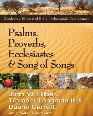 Psalms, Proverbs, Ecclesiastes, and Song of Songs - eBook  -     By: John H. Walton, David W. Baker, Daniel I. Block