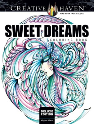Sweet Dreams Coloring Book  -     By: Jo Taylor