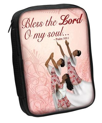 Bless the Lord, O My Soul, Bible Cover, Dancer  -