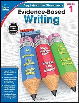 Evidence-Based Writing, Ages 6 to 7  -