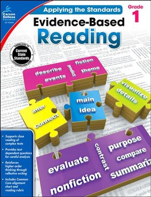 Evidence-Based Reading, Ages 6 to 8  -