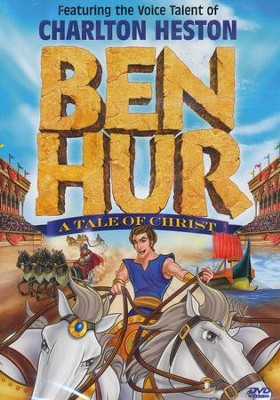 Ben Hur: A Tale of Christ, DVD   -
