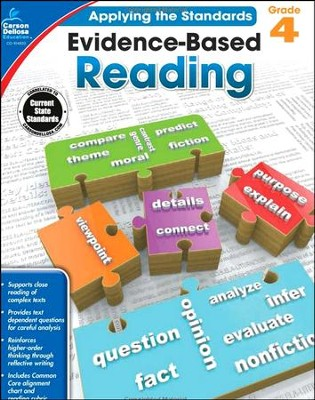 Evidence-Based Reading, Ages 9 to 11  -