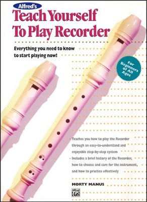 Teach Yourself to Play Recorder, Book Only   -
