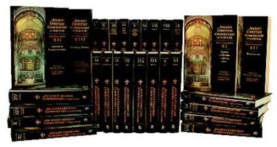 Ancient Christian Commentary on Scripture, Complete in 29 Volumes  -     Edited By: Thomas Oden     By: Edited by Thomas C. Oden